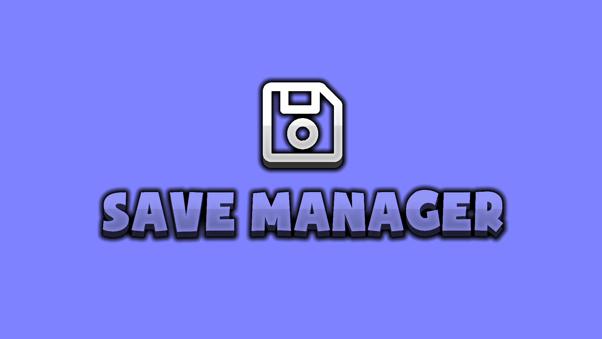 Save Manager Updated!